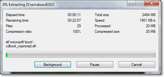 magic iso universal image format file