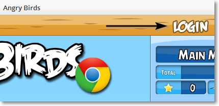 Angry Birds login