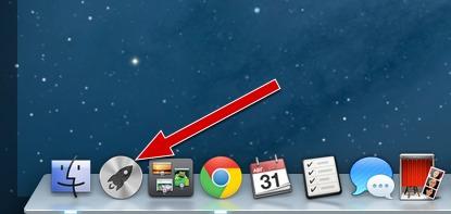 Деинсталлятор для Mac OS AppCleaner - запуск.