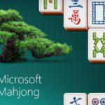Microsoft Mahjong (Windows 8, Windows 10)